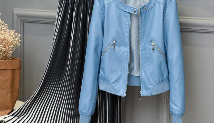 TOP 10 kurtka skórzana dla kobiet z aliexpress