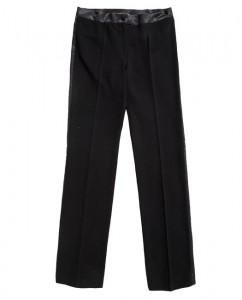 współczesne spodnie damskie z domu mody YSL
