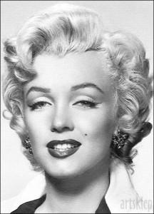 Marilyn z lat 50