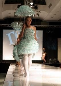 re-act fashion show