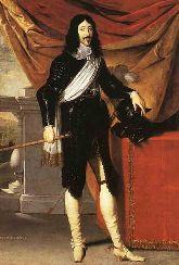 Ludwik XIII z peruką farbowana na czarno – jedna z najpopularniejszych obok popielatych