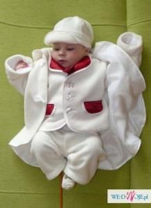 ubranka do chrztu