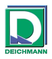 Oficjalne logo salonów obuwniczych Deichmann