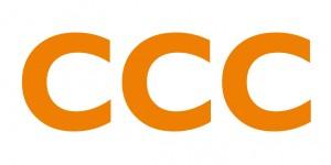 Oficjalne logo polskich salonów obuwniczych CCC - Cena Czyni Cuda