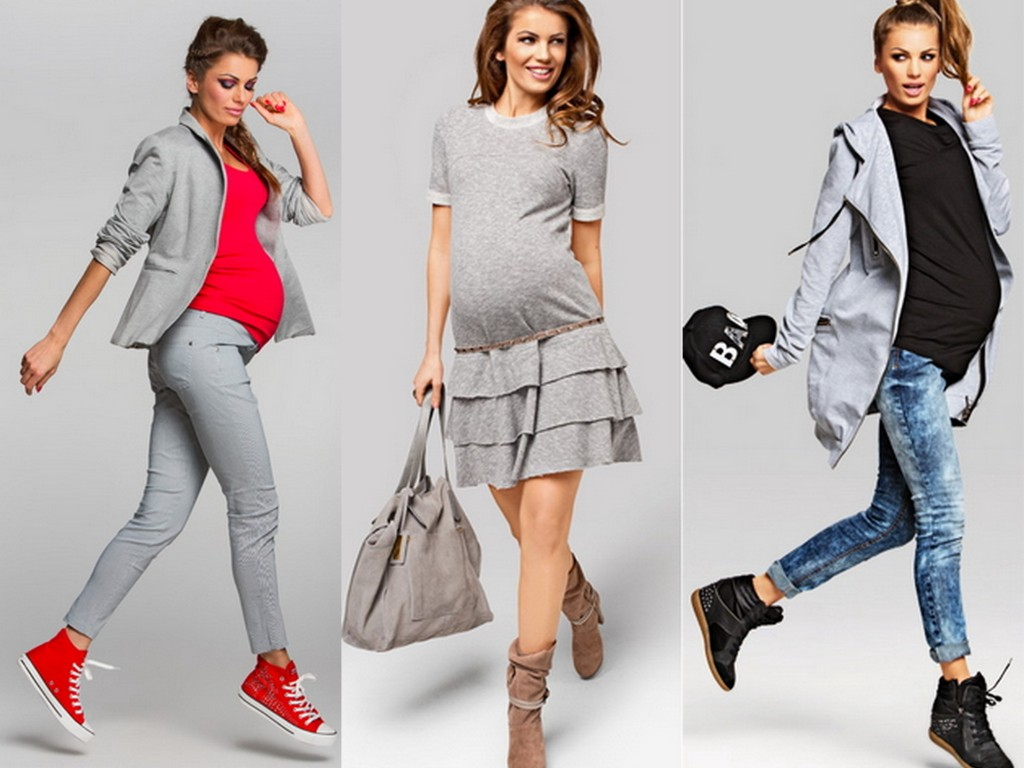 jak wyglądać stylowo w ciąży