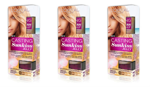 Casting Sunkiss L'Oreal